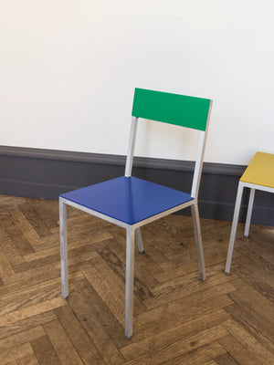 Valerie Objects Alu Chair by Muller van Severen