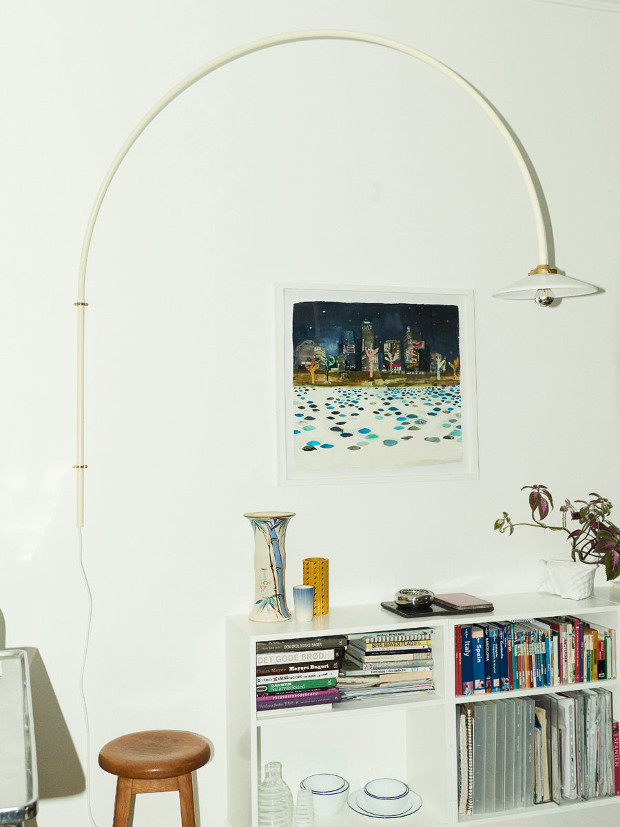 Valerie Objects Hanging Lamp #3 by Muller van Severen