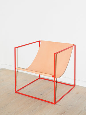 Valerie Objects Solo seat by Muller van Severen