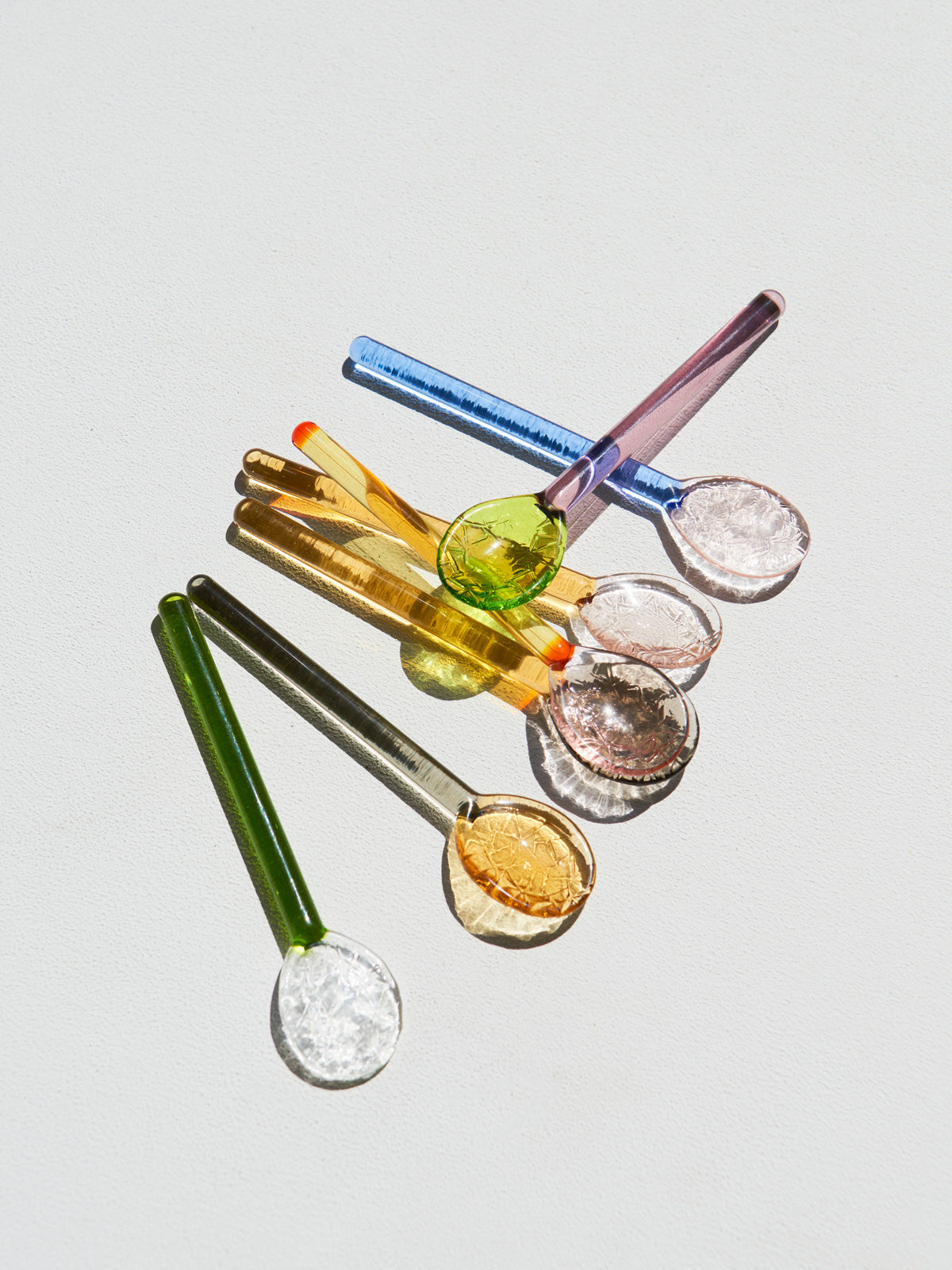 Yali Glass Gelato Spoon