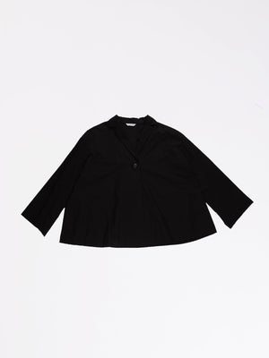 Arts & Science Little Black Shirt Jacket