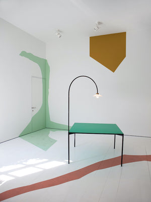 Muller Van Severen Table + Lamp