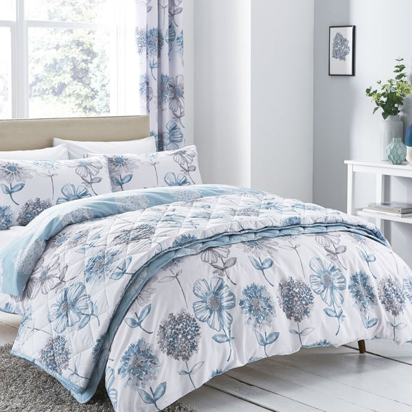 Catherine Lansfield Banbury Floral Bedspread
