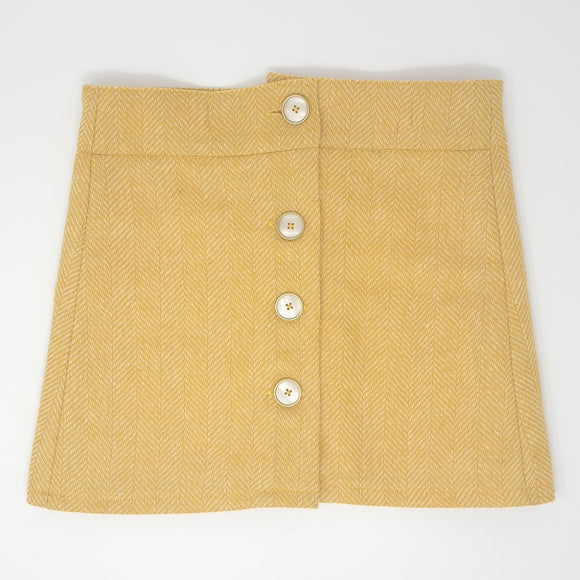 Clova Tweed Skirt - Spring Limited Edition