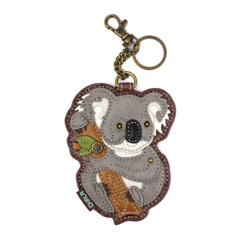 Chala Koala Key Fob/Coin Purse