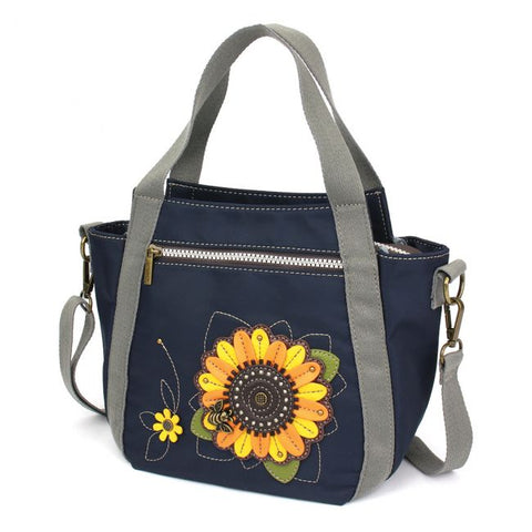 Chala Venture Mini Carryall- Sunflower