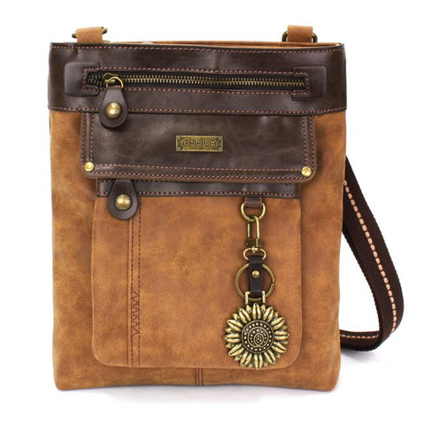 Chala Sunflower Gemini Crossbody Bag
