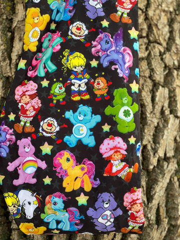 80s Cartoon Leggings