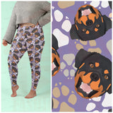 Rottweiler Leggings with Pockets