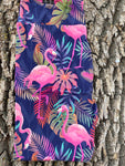 Tropical Flamingo Leggings