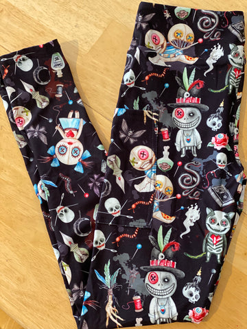 VooDoo Leggings with Pockets