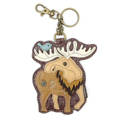 Chala NEW Moose Key Fob