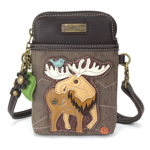 Chala Moose Cellphone Crossbody