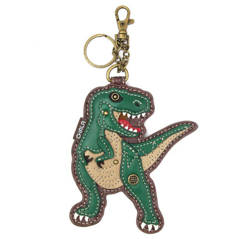 Chala NEW T-Rex Key Fob
