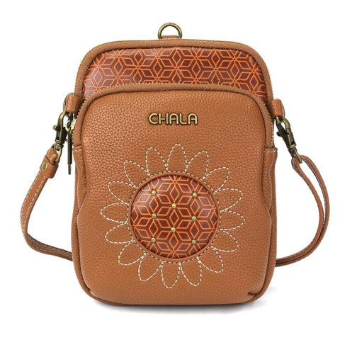 Chala Sunflower Uni Cellphone Crossbody