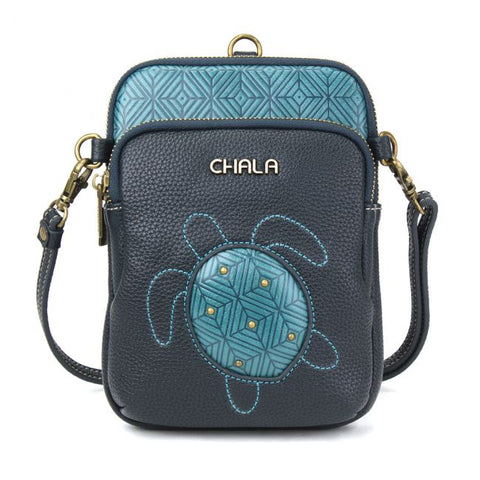 Chala Sea Turtle Uni Cell phone Crossbody