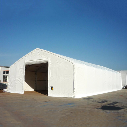 Small to Large Storage Tents