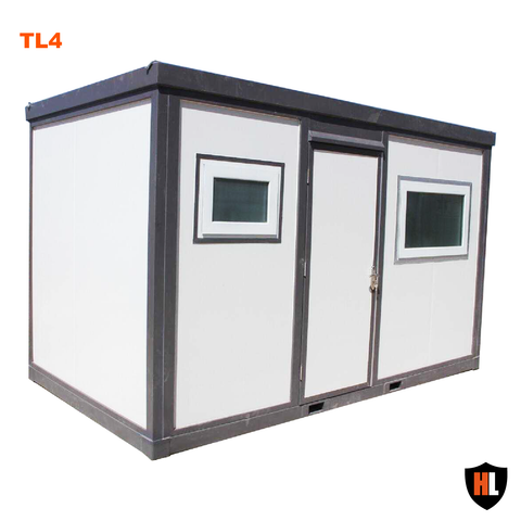 Office Cabins with Toilet & Shower