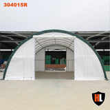 304015R - 30 x 40 x 15 ft Single Trussed Storage tent