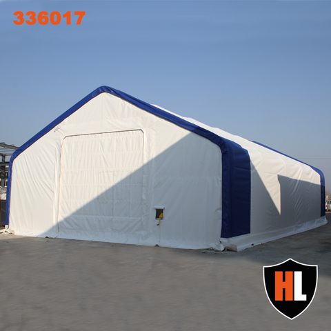 336017P - Double Trussed Storage Tent