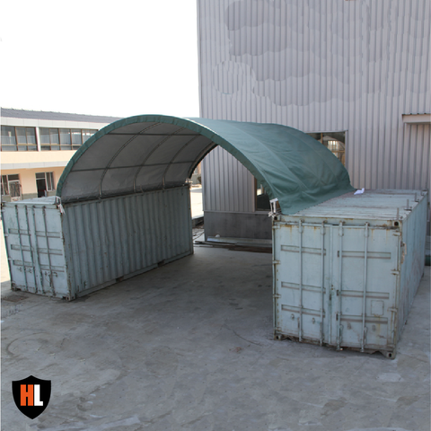 C2020 - 20 x 20 ft Container Shelter