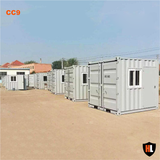 Portable Container Office Cabins
