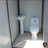 Single Cubicle Toilet