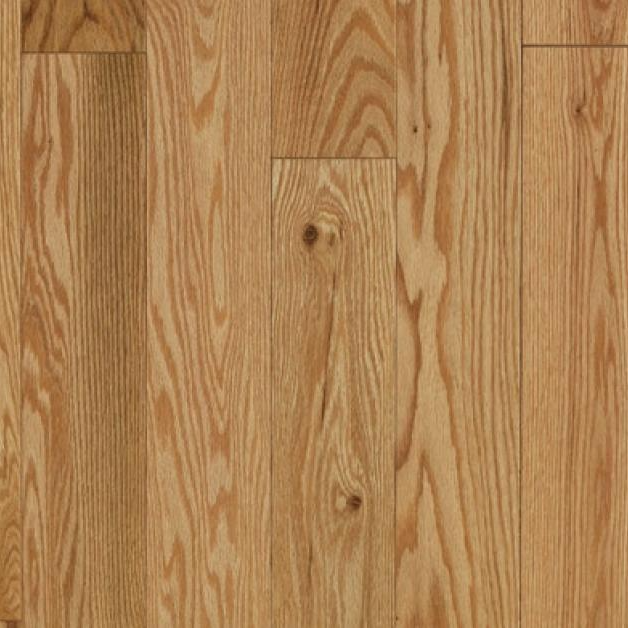 SolidClassic Red Oak Natural