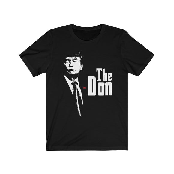 The Don Unisex Cotton T-shirt