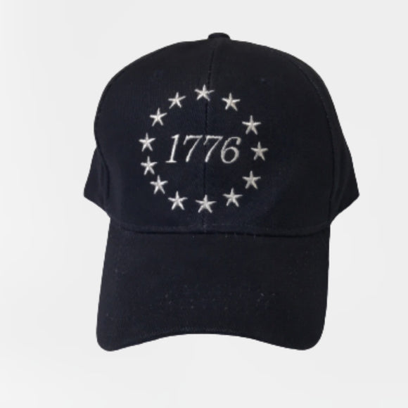 1776 Custom Embroidered Hat