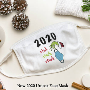 2020 Stink Stank Stunk Unisex Fabric Face Mask