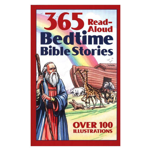 365 Bedtime Bible Stories (Read-Aloud)