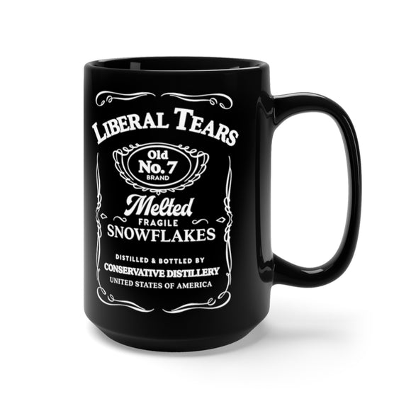 Liberal Tears 15oz Black Mug