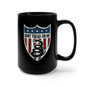 Don't  Tread on Me Ceramic Mug