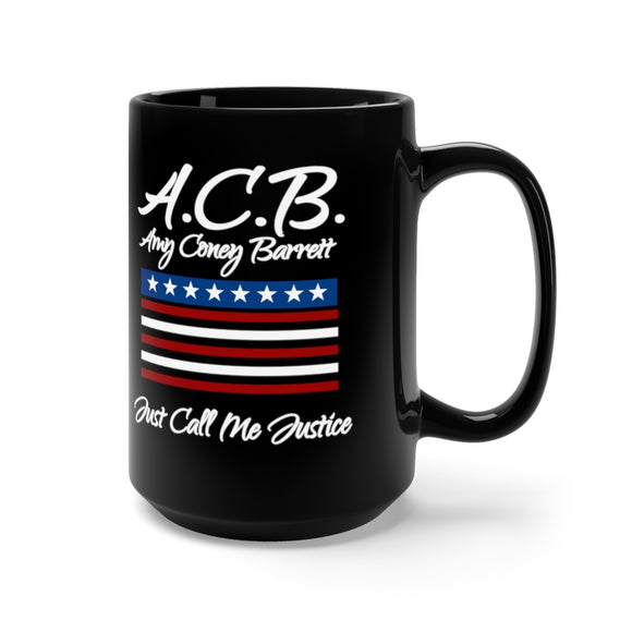 A.C.B. Amy Coney Barrett