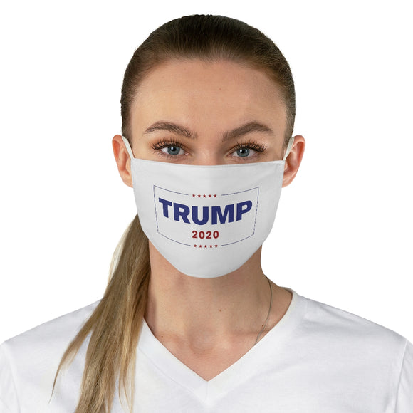 Trump 2020 Unisex Fabric Face Mask
