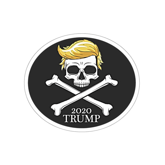 Exclusive: The Jolly Trumper Sticker (4 Sizes)