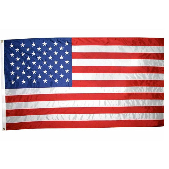 United States of America 3'x5' Flag (Made in the USA)