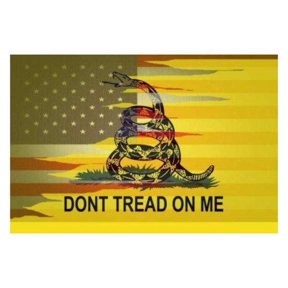 American Gadsden 'Don't Tread on Me' 3'x5' 100D ROUGH TEX® Flag