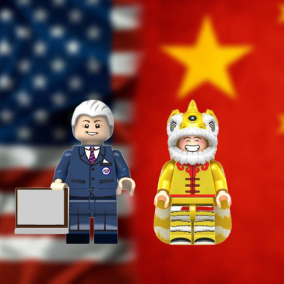 Beijing Biden Combo (Mini Figure 2 Pack)