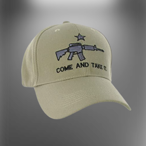 Come and Take It Khaki Hat
