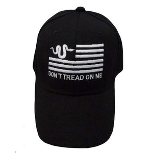 Don't Tread On Me MCF Custom Embroidered Hat