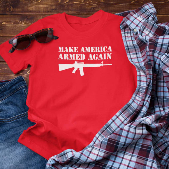 Make America Armed Again Unisex T-shirt