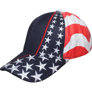 USA Stars and Stripes Patriotic Hat