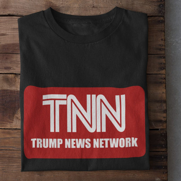 TNN Trump News Network Cotton Unisex T-Shirt