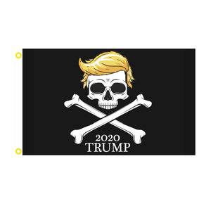 EXCLUSIVE: The Jolly Trumper 3'x5' 100D Rough Tex® Flag (Only 400 Made)