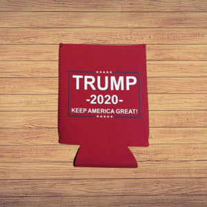 Trump 2020 Keep America Great Can Jacket (Red)