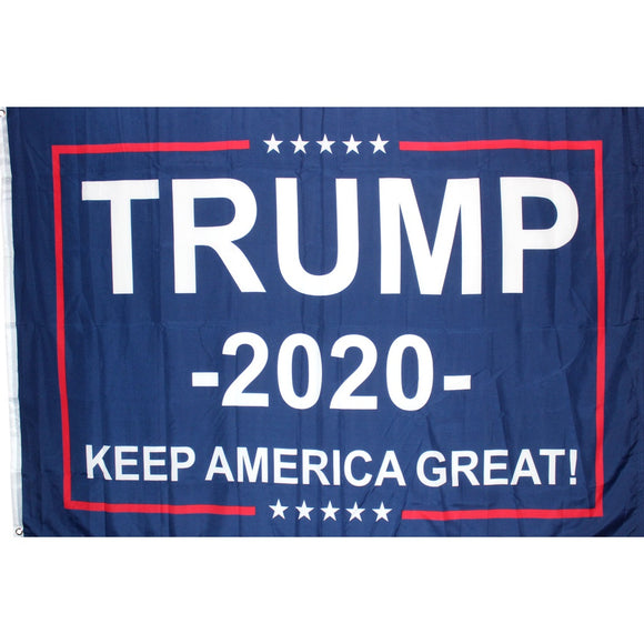 Trump Keep America First 2020 6'x10' 68D Rough Tex® XXXL Flag