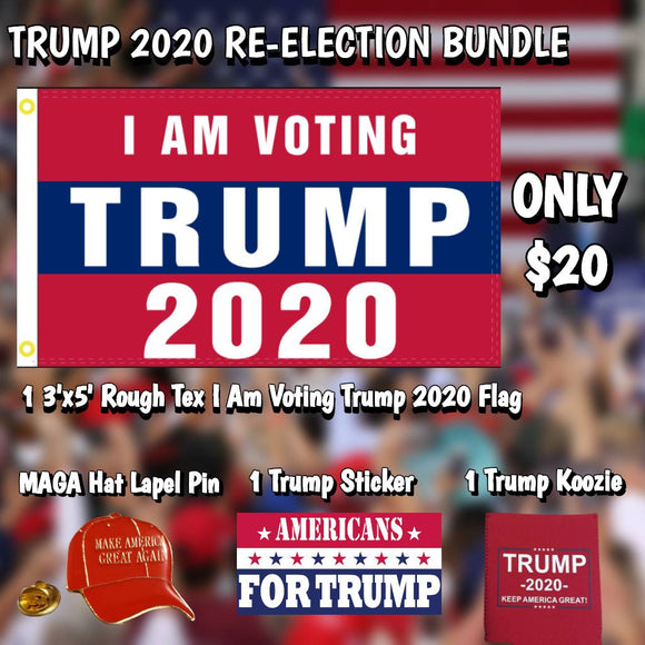 Trump 2020 Re-Election Bundle