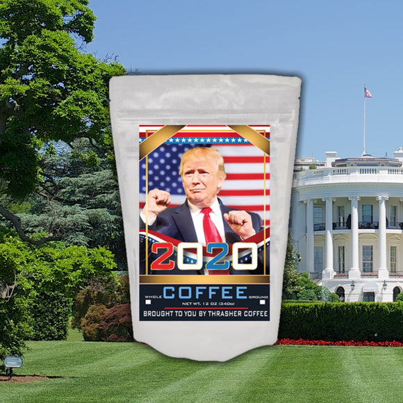 Trump 2020 Re-Election Coffee